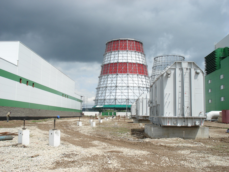 Bau einer GuD KWK Anlage mit 440 MW in Ufa