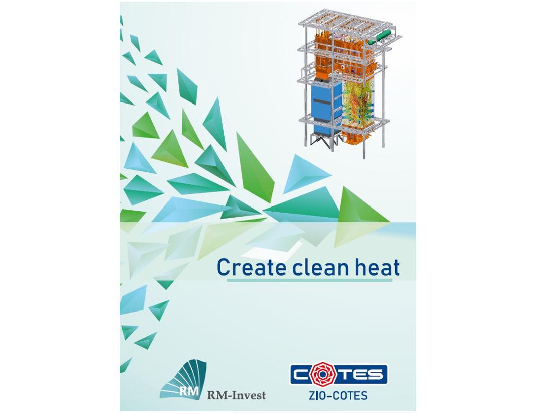 Create clean heat